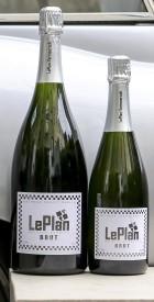 LePlan Belgica Bubbles BRUT Magnum