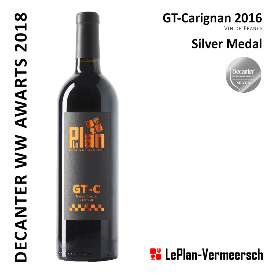 DECANTER GTC16