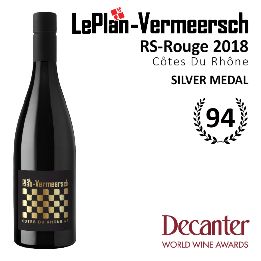 DECANTER RS-ROUGE 2018