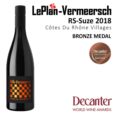 DECANTER RS-SUZE 2018