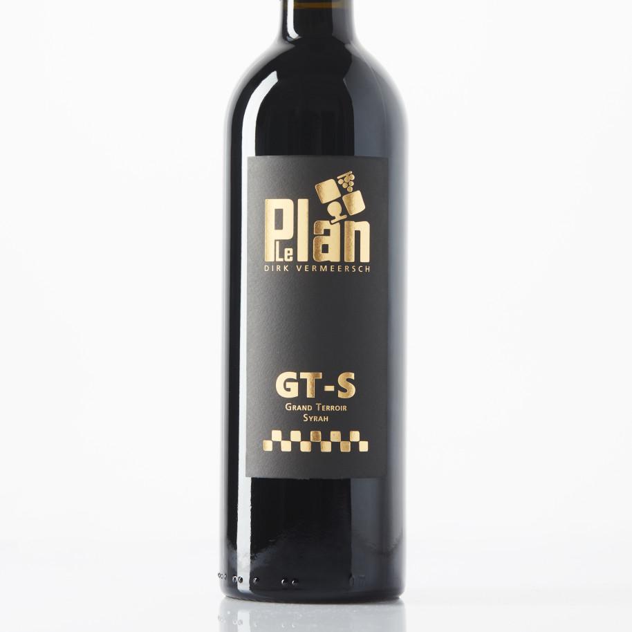grand terroir syrah red wine