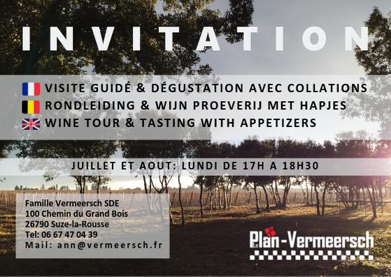 INVITATION FR