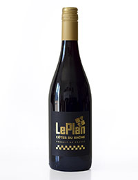 LePlan Côtes du Rhône Rouge Classic