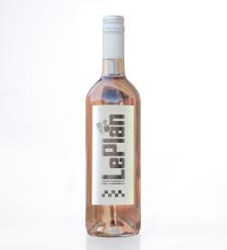 rose vin bouteille
