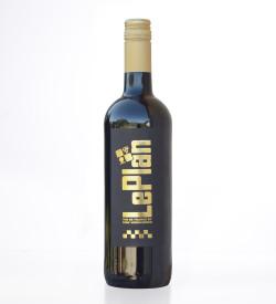 merlot vin rouge bouteille