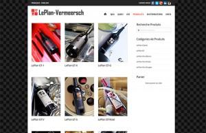 LePlan Online wine store